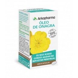 Arkocapsulas Oleo de Onagra 50 Capsulas