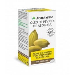 Arkocapsulas Oleo Pevides de Abobora 50 Capsulas