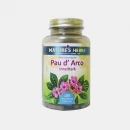 Pau D Arco - 100 cápsulas