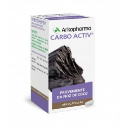 Arkocapsulas Carbo Activ