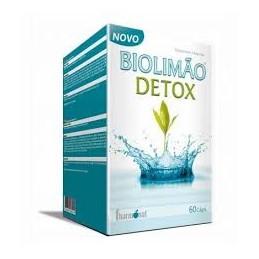 Biolimão Detox 60 cápsulas Fharmonat