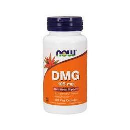 DMG 125 mg 100 capsulas Now