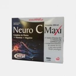 Neuro C Maxi 20 ampolas