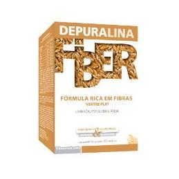 Depuralina Fiber 60 Capsulas