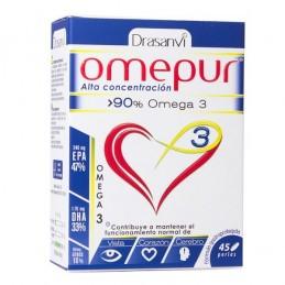 Omepur3 45 Cápsulas