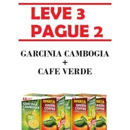 Garcinia Cambogia+Cafe Verde - Leve 3 Pague 2