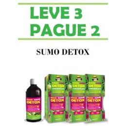 Sumo Detox - Leve 3 Pague 2