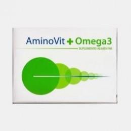 AminoVit + Ómega 3 - 30 + 30 cápsulas