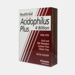 Acidophilus Plus 4 Billion 30 Capsulas