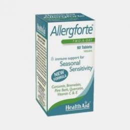 Allergforte 60 comprimidos