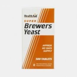 Levedura de Cerveja 300mg 500 comprimidos
