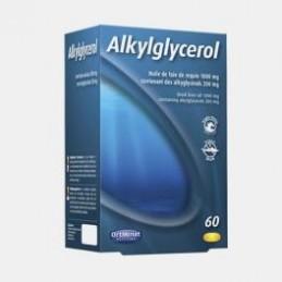 Alkylglycerol 60 Capsulas