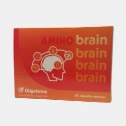 Amino Brain 60 Capsulas