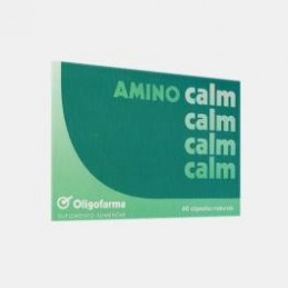 Amino Calm 60 Capsulas