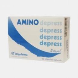 Amino Depress 60 Capsulas