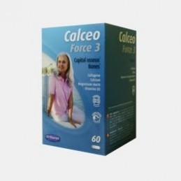 Calceo 3 Force 60 Capsulas