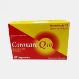 Coronare Q10 60 cápsulas