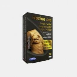 Erosine 500 30 Capsulas