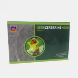Gerecerebrine G60 20 Ampolas