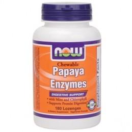 Papaya Enzymes NOW