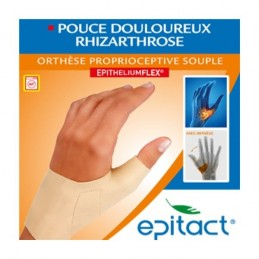 Epitact Órtese Propriocetiva Flexível Mão Direita (L)