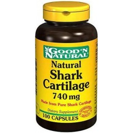 Cartilagem Tubarao 740 mg
