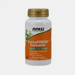 CurcuFresh (Curcumin) 60 capsulas