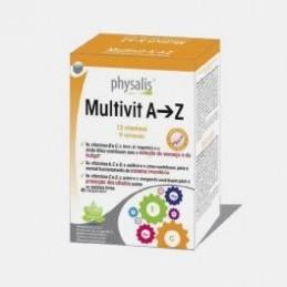 Multivit A-Z 45 Comprimidos