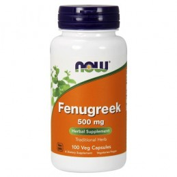 Fenugreek 500mg 100 capsulas