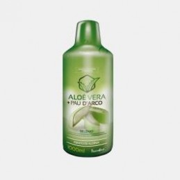 Aloe Vera + Pau D'Arco 1000 ml Fharmonat