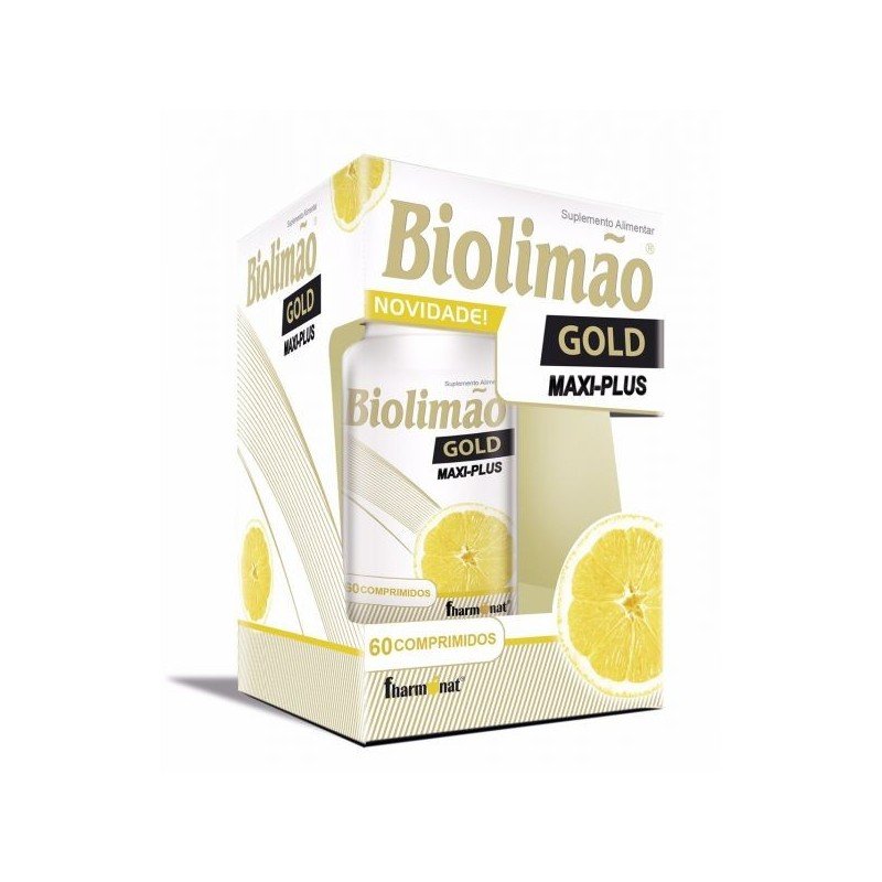 Biolimao Gold Maxi Plus 60 comprimidos