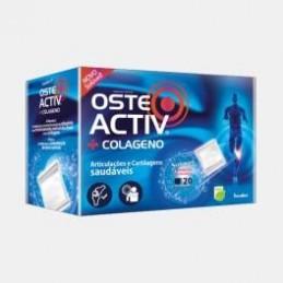 OsteoActiv + Colageno 20 saquetas