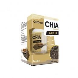Biokygen Oleo de Chia Gold 1000mg 30+6 Capsulas