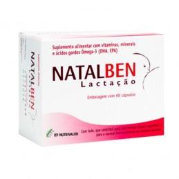 Natalben Lactacao 60 capsulas
