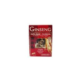 Ginseng - Geleia Real - Guaraná