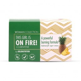 On Fire L Carnitine Woman Ananas 15 Unidoses
