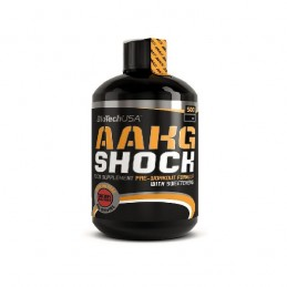 Biotech AAKG Shock 500ml