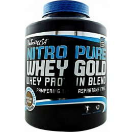 Nitro Pure Whey Gold 2270g