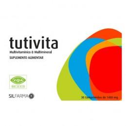 Tutivita Multivitamínico 30 Comprimidos