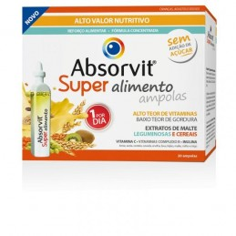 Absorvit Super Alimento Ampolas 20x15ml