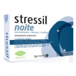 Stressil Noite 30 Cápsulas