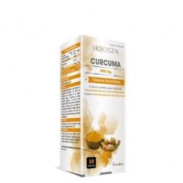Biokygen Curcuma 500mg 30 cápsulas