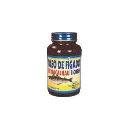 Oleo de Figado de Bacalhau 1000 mg