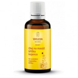 Oleo para o Ventre do Bebe 50 ml Weleda