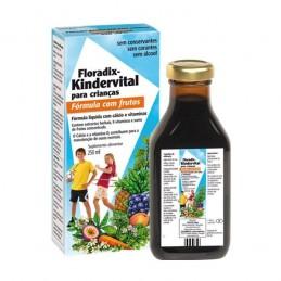 Floradix Kindervital frasco de 250ml