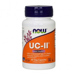 UC Type II Collagen 40mg 60 cápsulas