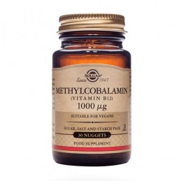 Vitamin B12 Methylcobalamine 1000g 30 comprimidos