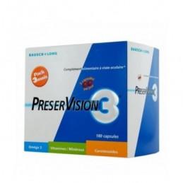 PreserVision3 180 Capsulas