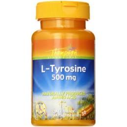 L thyrosine Thompson