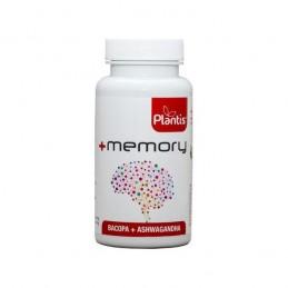 +Memory 45 cápsulas Plantis